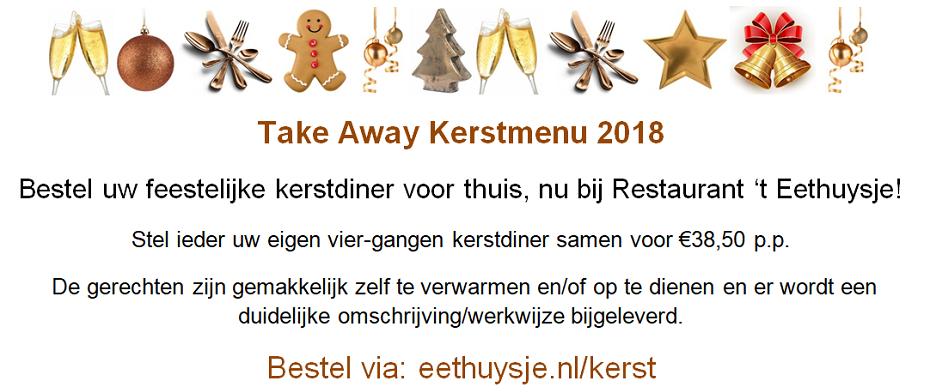Kerst Take Away 2018